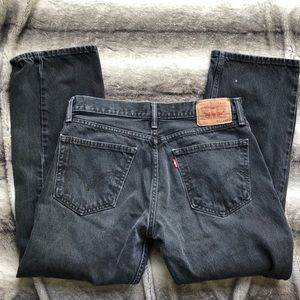 Levi Jeans Straight Fit 505